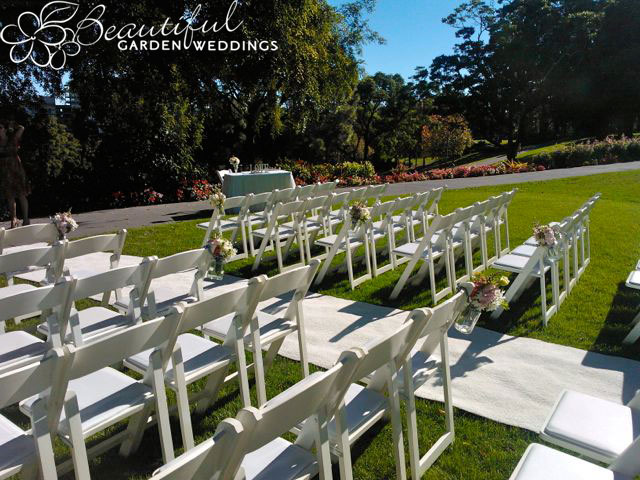 Beautiful Garden Wedding at Harry Oakman, Roma St Parklands