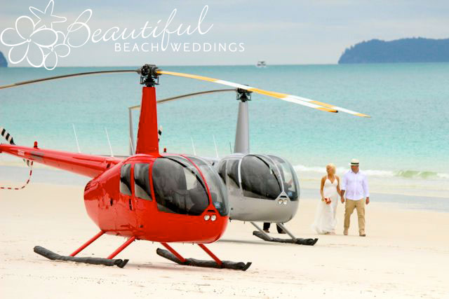 Whitehaven Beach Elopement