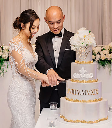 "Jennifer & Hung <br><span class=""subtitle"">The Marquee at Victoria Park</span>"